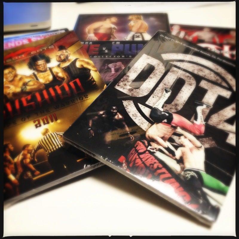 日本唯一のインディーアメリカンプロレス直輸入DVD取扱店「フリーバーズ」