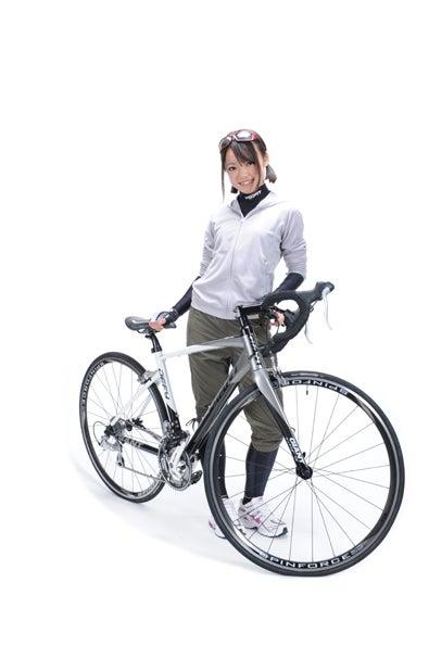 自転車の 自転車 街乗り ファッション 女子 : ... ファッション|スポーツウェア