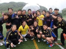 SUNDAI RUGBY MANAGER BLOG-れんじ
