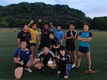 SUNDAI RUGBY MANAGER BLOG-翔太