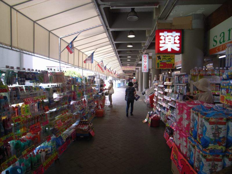 ぽむ吉マニアックス-商店街001