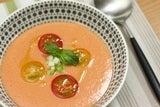 たかシェフのおうちごはん。-トマトの冷製スープ