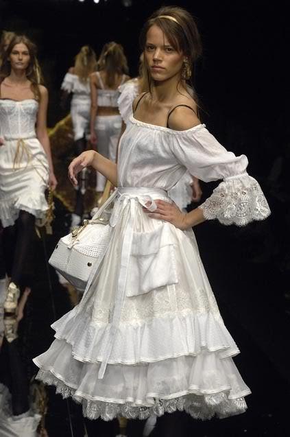 Freja-Dolce and Gabbana ss061