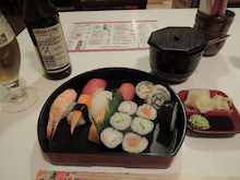 -Sushi in Hamburg
