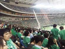 うさぎの音楽談議-客席が緑一色!