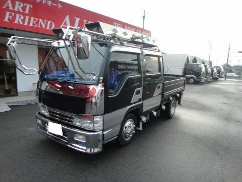 いすゞ いすゞ エルフ ダブルキャブ パーツ : ameblo.jp