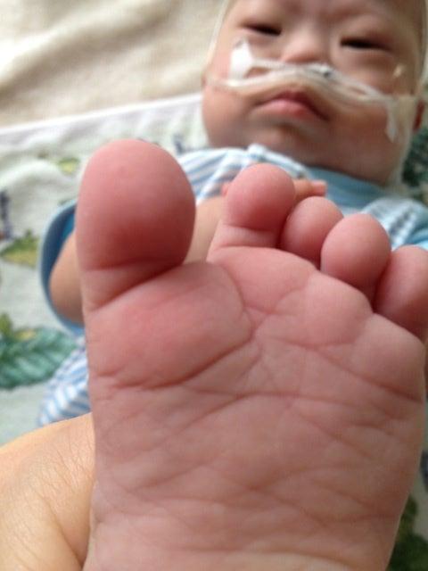 出典 stat.ameba.jp. 足の指