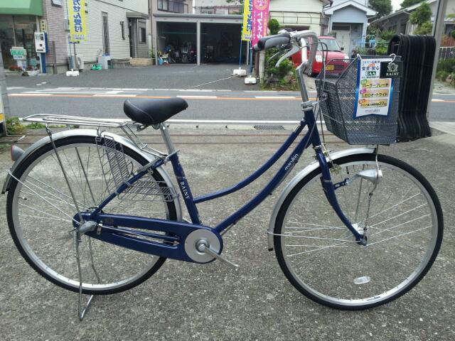 自転車の 自転車 ブレーキ 音 雨 : マルキン レイニーホーム入荷 ...