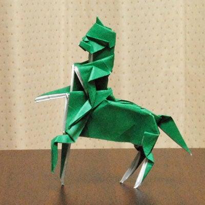 クリスマス 折り紙 難しい折り紙 : ameblo.jp