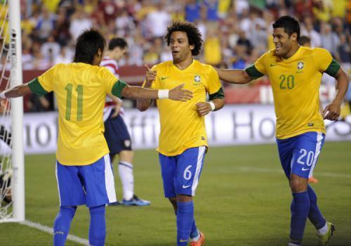 サッカー ブラジル代表