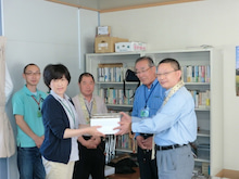 浄土宗災害復興福島事務所のブログ-20120627上荒川⑥