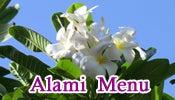kanon☆彡のブログ♪-Alami-Menu