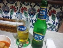 遥香の近況日記-トルコビール