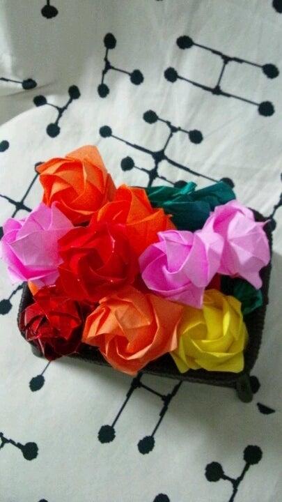 すべての折り紙 川崎ローズ 折り紙 折り方 : 折り紙 mono見つけmono探し ...