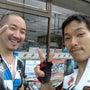 矢木さんとチャリトレ