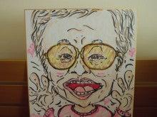おおがきの憩のブログ-似顔絵107号