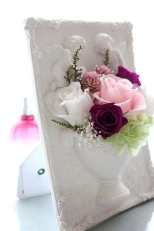 西武池袋線東久留米 プリザーブドフラワー&アーティフィシャルフラワー教室『Fairy Rose』フェアリーローズ
