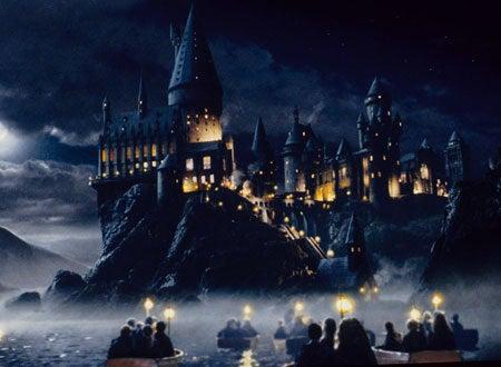 ホグワーツ魔法学校へようこそ!...