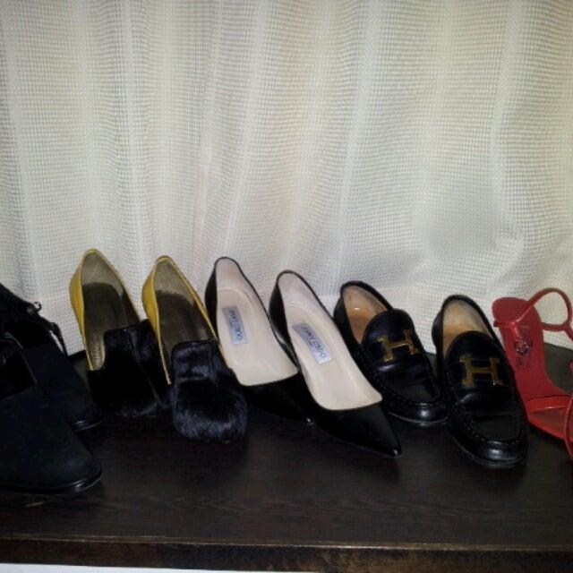 靴 部屋に置く