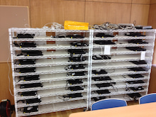豊島区議会議員 細川正博のブログ-充電中の端末