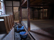 京町家を買って改修する男のblog-カルテ