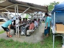 浄土宗災害復興福島事務所のブログ-20120711山崎①