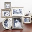 写真立て フォトフレーム フォトスタンド アンティーク デザイン umbra アンブラ MINIMIX MULTI FRAME -ミニミックスマルチフレーム- シルバー/ホワイト 6枚 おしゃれ かわいい ビンテージ 写真たて 写真額