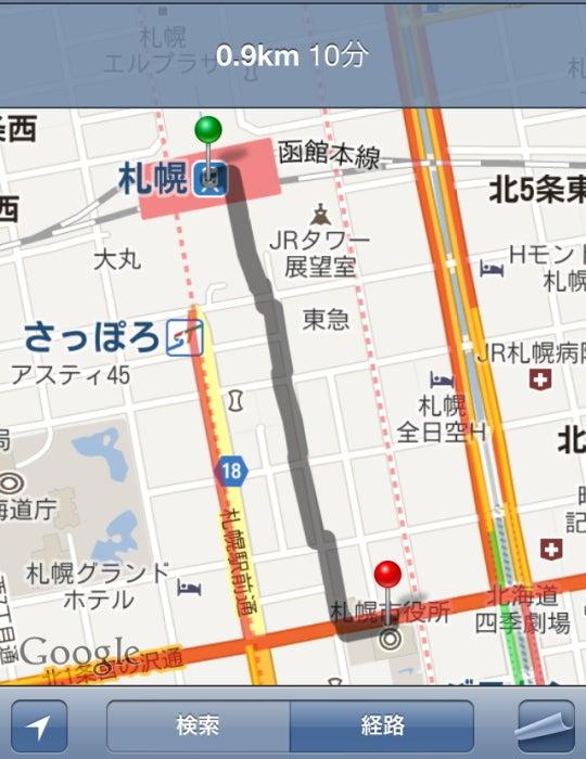 札幌駅 周辺 地図
