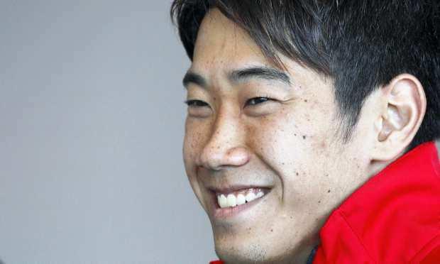 サッカー日本代表香川真司