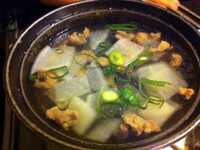 韓国料理研究家・ほんだともみのコリアンワールド-ユッケマウル