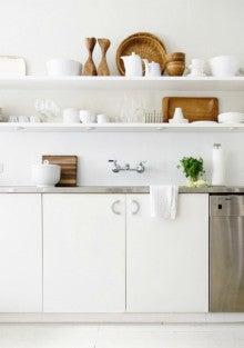 $おしゃれに魅せるキッチン収納アイデア