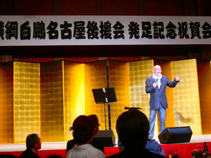 松山さん歌う。