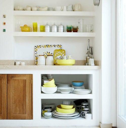 おしゃれに魅せるキッチン収納アイデア