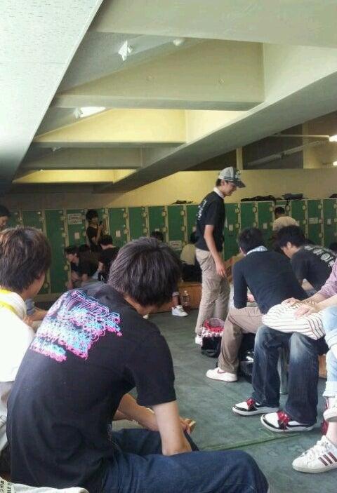 $歩き人ふみの徒歩世界旅行 日本・台湾編-アルバイト控室