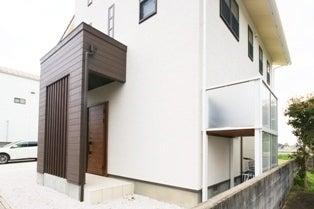 徳島県で家を建てるならサーロジック-目隠し自転車置場