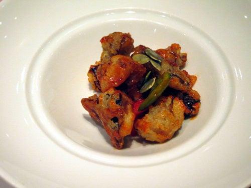 韓国料理研究家・ほんだともみのコリアンワールド-精進料理 高尚
