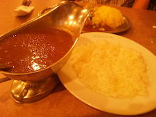 ☆☆☆喫茶あとらす☆☆☆ コチラは下町の台東区合羽橋裏     <淹れたてネルドリップコーヒー>と<懐かし洋食>のお店♪-マトンカレー