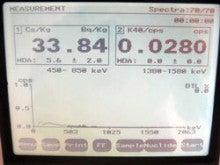 チダイズム ~毎日セシウムを検査するブログ~-OOI135