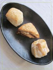 $食のサロン主宰 大谷真由実の ~幸せは食卓から~-パニパニスコーン