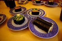 食い旅193ヶ国inTOKYO-寿司2