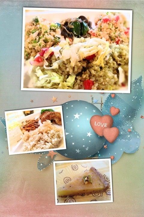 アレルギーっこや自然派にうれしいレストラン★自然食堂 菜の花★蕨駅 ぷらっと★リリィの料理ブログ