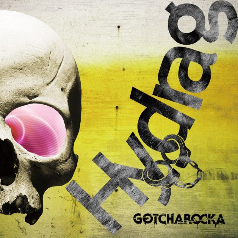 GOTCHAROCKA「Hydrag」通常盤