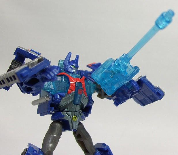 玩具画像を投下するブログ。