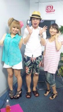 枡川かおりblog「ラン&ピース」( ´艸`)-chu☆-120716_1748~01.jpg