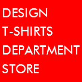 T-shirtsデザイナーマンのブログ-Design T-shirts department store ornans red