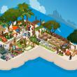 お祭り風の島コンテス…