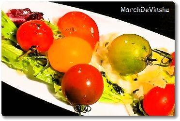 $野菜バルMarcheDeVinshu