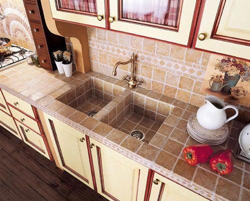 43 diy - Ver cocinas rusticas de obra ...