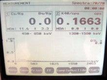 チダイズム ~毎日セシウムを検査するブログ~-OOI159