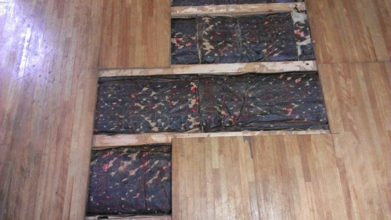 宮本善高 [建築なんでも相談室]のブログ-北九州市小倉北区 床 リフォーム 修理 フローリング